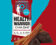 Health Warrior Mexican Chocolate Chia Bar- baton Tarahumara