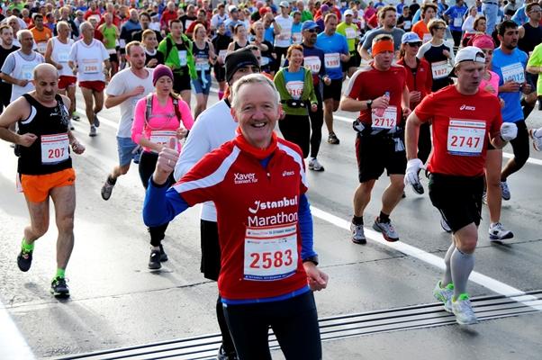 istambul maraton
