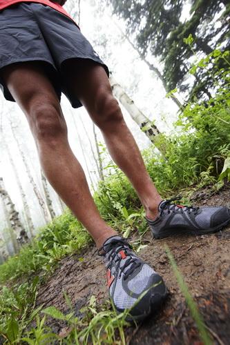 Tony Krupicka - ikona biegania naturalnego w USA. Fot. Materiały prasowe New Balance
