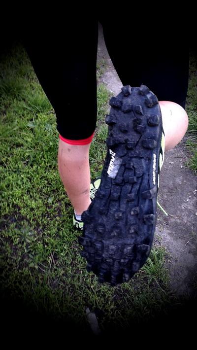 Bardzo agresywne buty do biegania w terenie. Fot. Krzysztof Dołęgowski