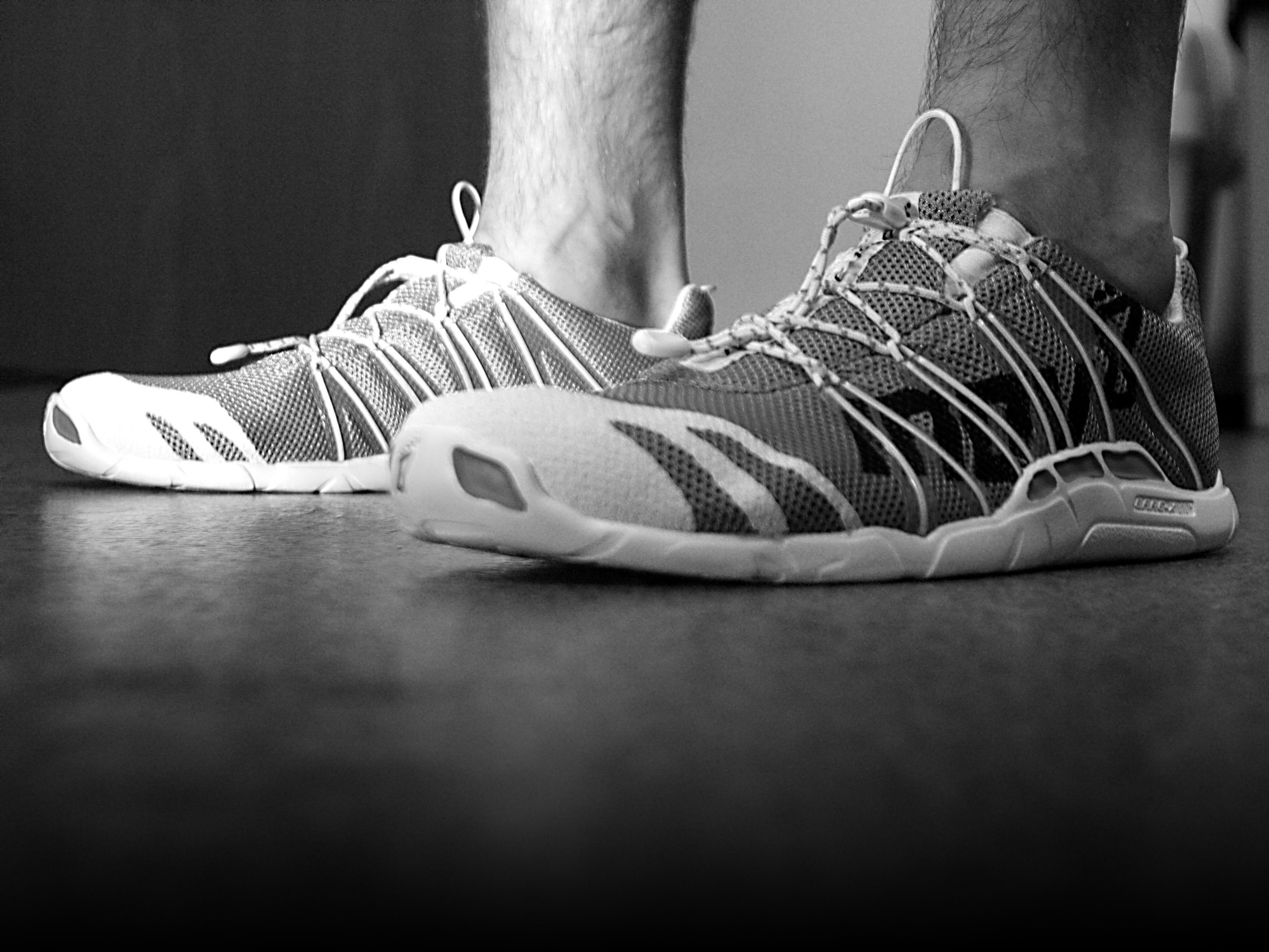 Buty inov-8 bare x lite 150 - minimalistyczne buty do biegania