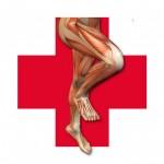 Ból kolana może być związany z napiętym pasmem biodrowo-piszczelowym