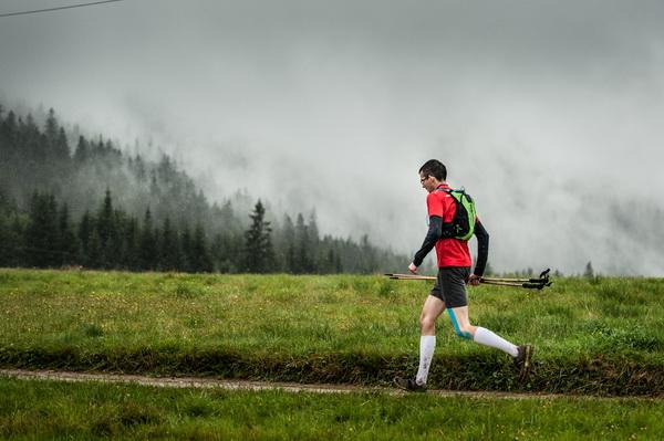 Ultramaraton Chudy Wawrzyniec 2012, bieg ultra w Beskidzie Żywieckim