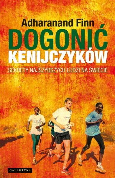 Dogonić Keniczyków, książka dla biegaczy