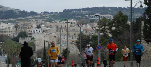 Maraton w Jerozolimie