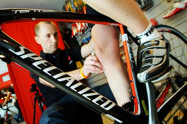 Bike fitting czyli dopasowanie roweru