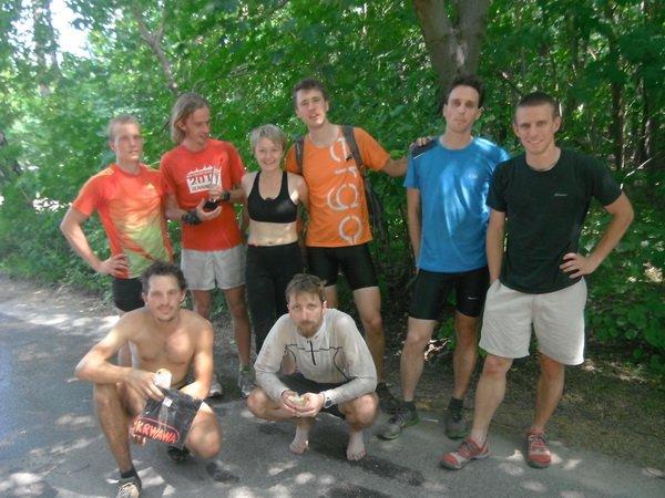 Krwawa Pętla 2012 - dwa zespoły wyruszyły na trasę