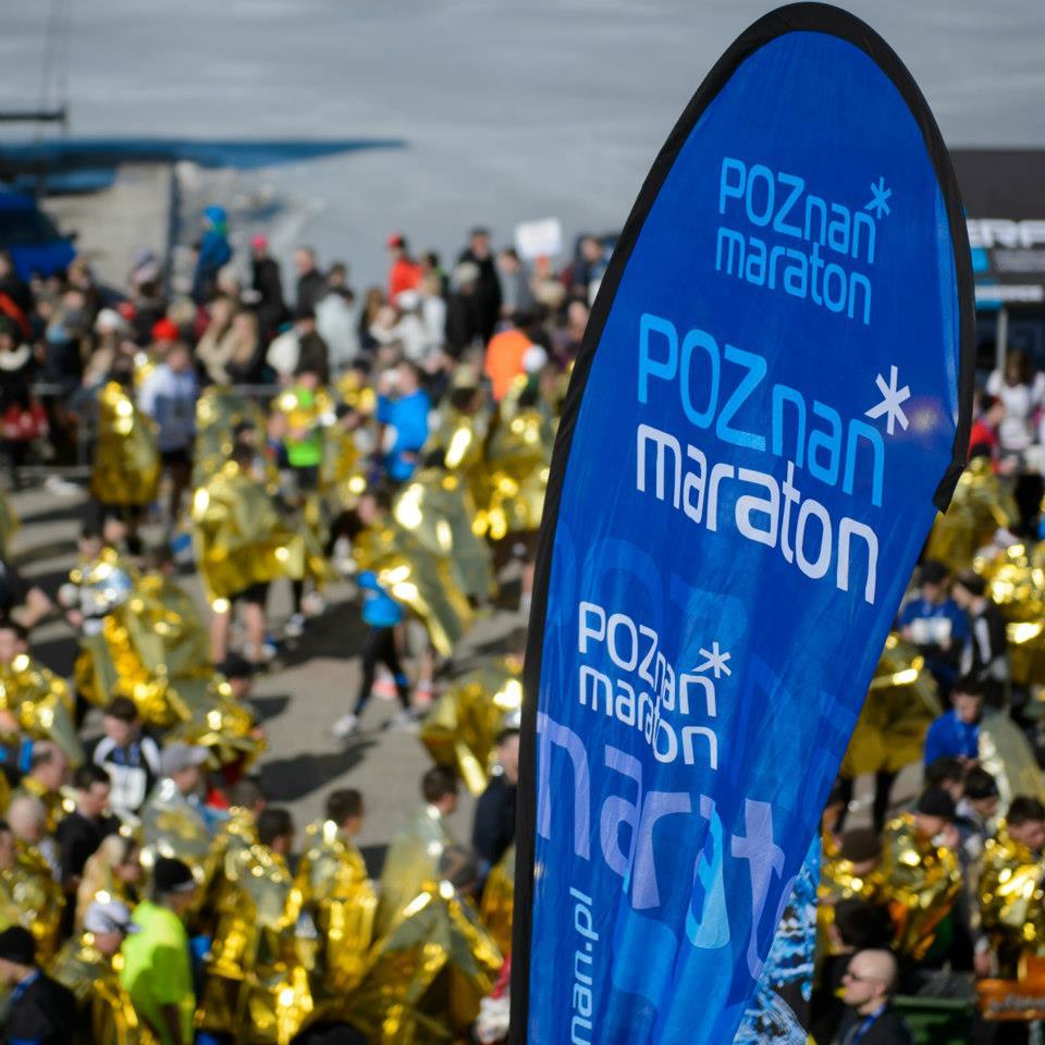 Poznań Maraton FOT. JAKUB KACZMARCZYK