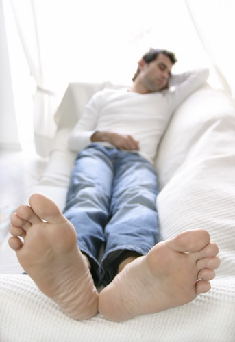 Biegacz powinien się wysypiać dla lepsze regeneracji