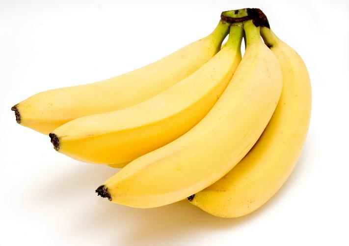 Banany - dobre owoce dla biegacza