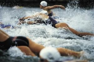 pływanie triathlon fot. istockphoto.com