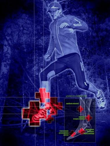 Najczęstsze kontuzje biegaczy - w łydkach i stopach