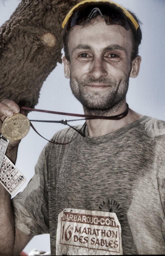 stefan stefański - wspinacz, biegacz, jaskiniowiec. Fot. Archiwum autora. Rys. Krzysztof Dołęgowski