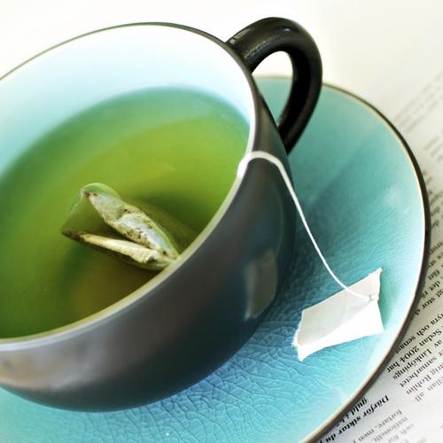 Zielona herbata to bogactwo antyoksydantów