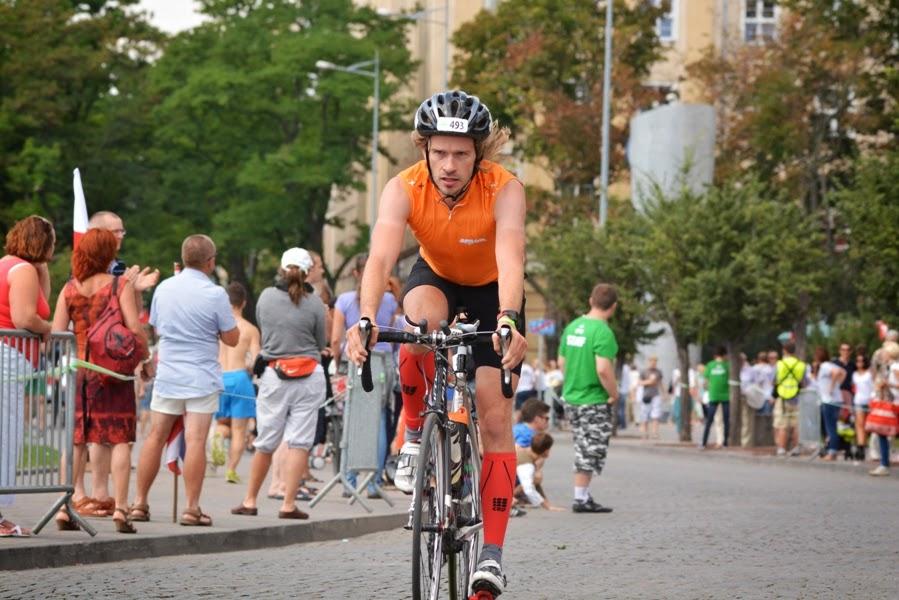 Herbalife Triathlon Gdynia 2013. Fot. Sławek D.