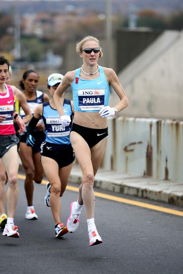 Paula Radcliffe, 2009 ING NYC Marathon