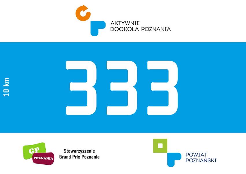 Aktywnie dookoła Poznania - bieg po lotnisku