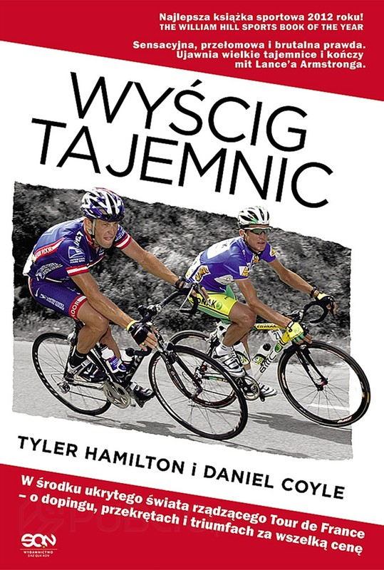Wyścig Tajemnic - Tyler Hamilton