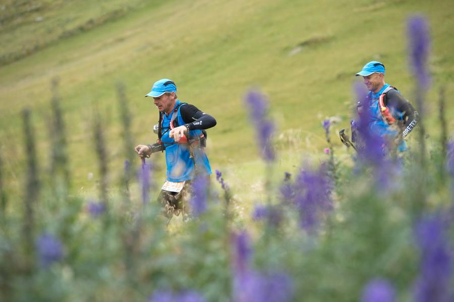 Gore-tex Transalpine Run. Fot. Piotr Dymus