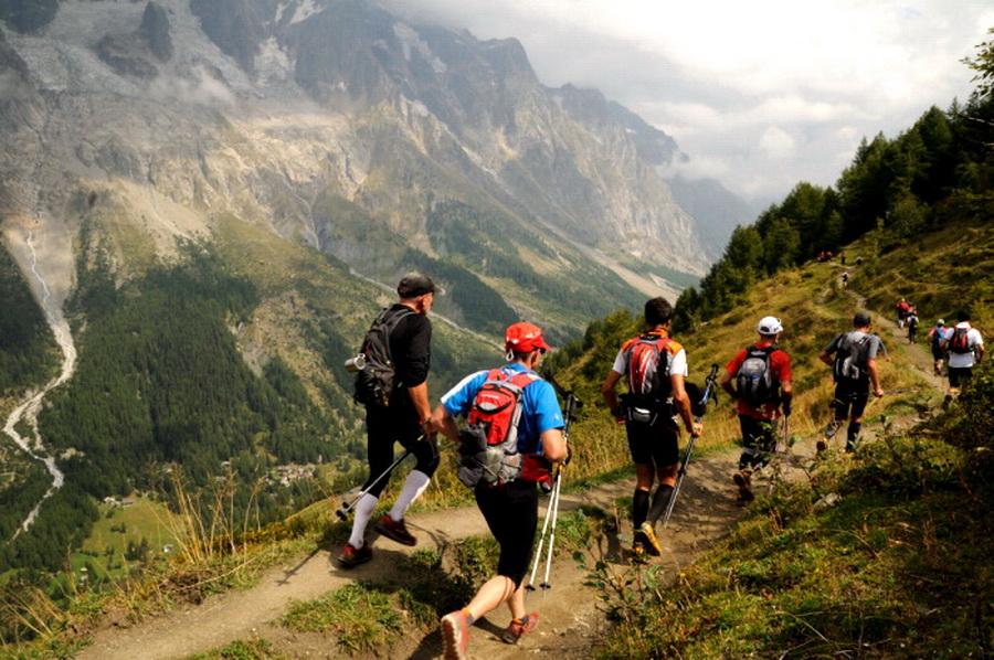 ultra trail du mont blanc 170 km nieustanne g 243 ra d 243 ł magazynbieganie pl najlepsza strona
