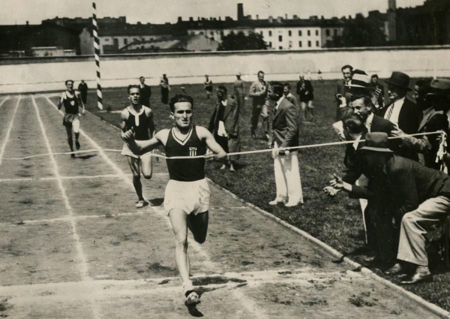 Janusz Kusociński. Fot. Archiwum