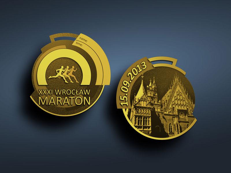 medal-31-wrocaw-maraton