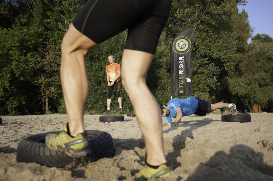 Boot Camp - stacje Fot Piotr Dymus