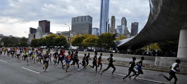 Bank of America Chicago Marathon. Fot. PAP