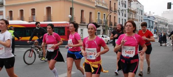 Maraton w Sewilli. Fot. Marek Tronina