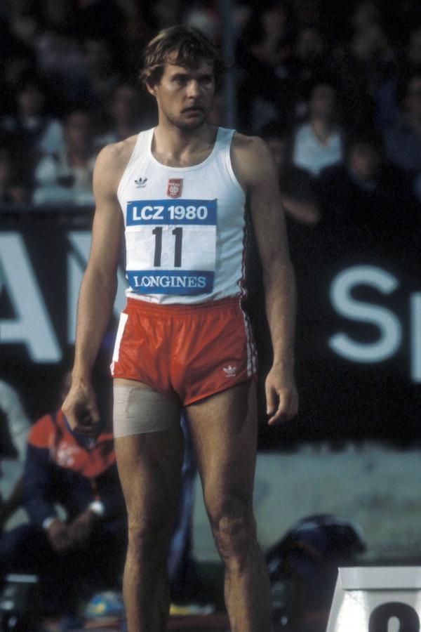 Marian Woronin - aktualny rekordzista Polski na 100 m. F ot. East News