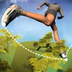 Żeby biegać szybko trzeba wydłużyć krok i zwiększyć kadencję - liczbę kroków na minutę. Rys. Magdalena Ostrowska-Dołęgowska i Krzysztof Dołęgowski