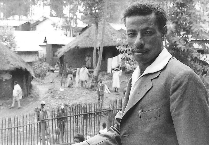 Abebe Bikila. Fot. Forum