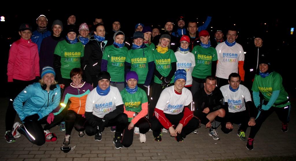 Amatorskie Kkluby biegowe - Biegam Na Tarchominie