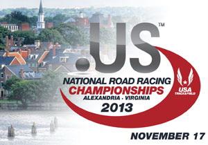 Mistrzostwa USA w biegu ulicznym na 12 km. Fot. www.usatf.tv