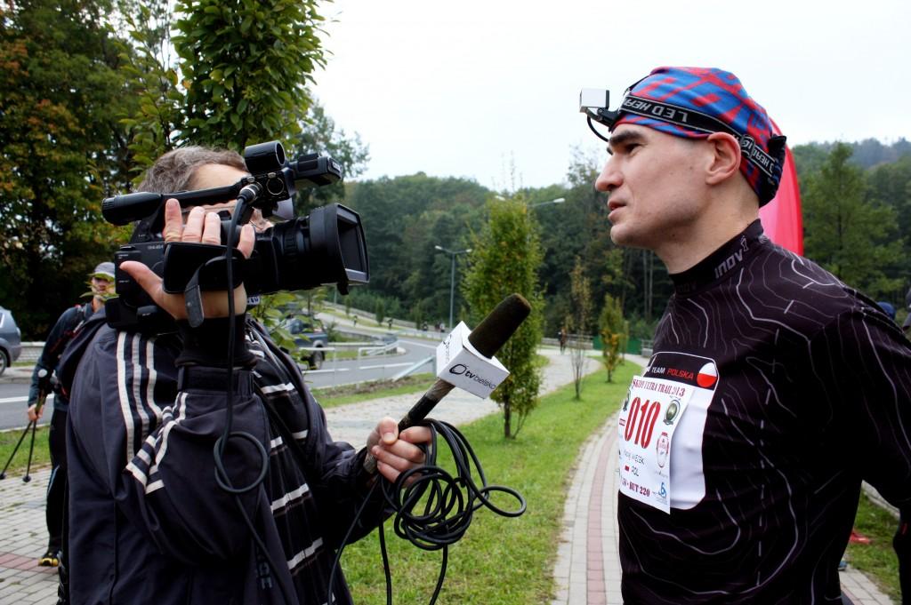 Biegi ultra w Polsce - Beskidy Ultra Trail 2013