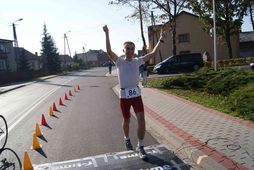 Biegi ultra w Polsce - Supermaraton Kalisia 2012