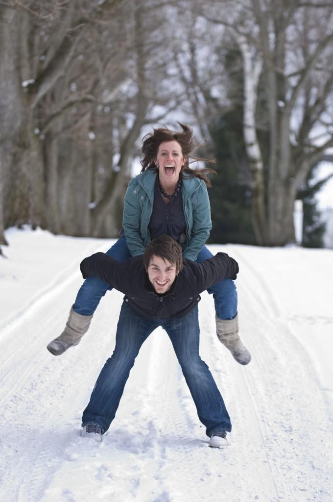 Bieganie zimą. Fot. istockphoto.com