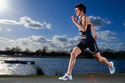 bieg w triathlonie