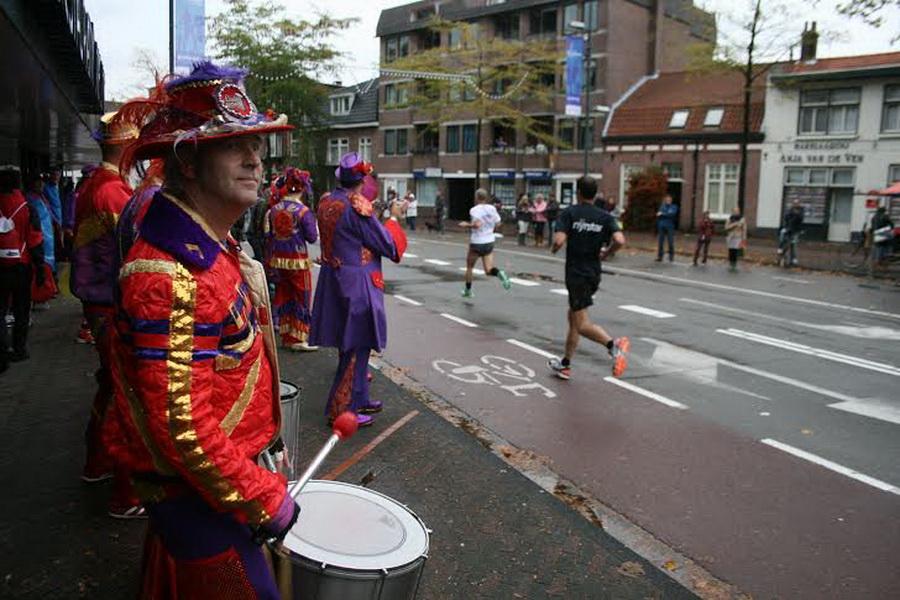 Eindhoven Marathon 3 Fot Archiwum Szakali Bałut