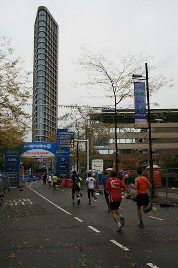 Eindhoven Marathon. Fot. Archiwum Szakali Bałut