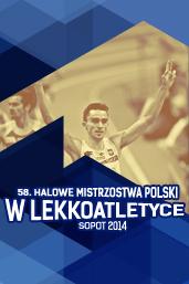 Halowe Mistrzostwa Polski w Lekkoatletyce