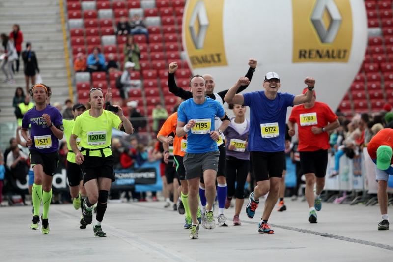 Maraton Warszawski fot. Mariusz Cieszewski