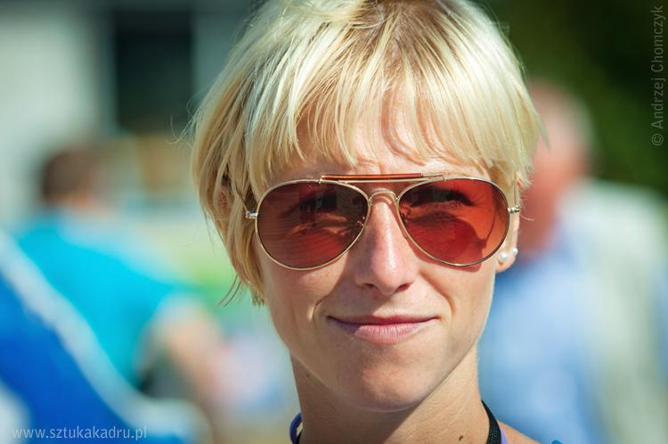 Dominika Stawczyk - Stelmach. Fot. Puma
