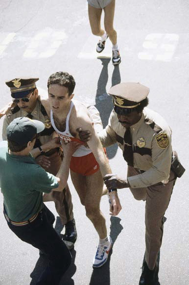 Alberto Salazar. Fot. East News