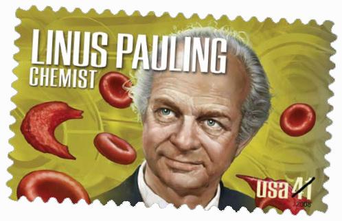 Linus Pauling. Fot. Istockphotocom