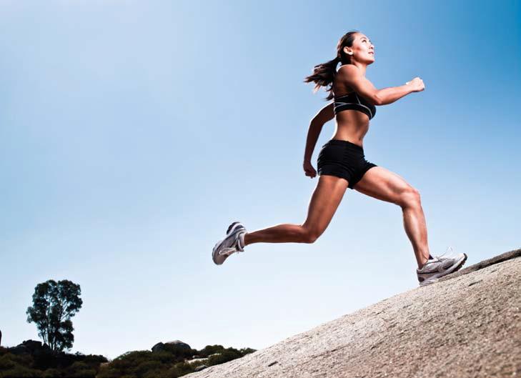 Praca bioder w biegu. Fot. istockphoto.com