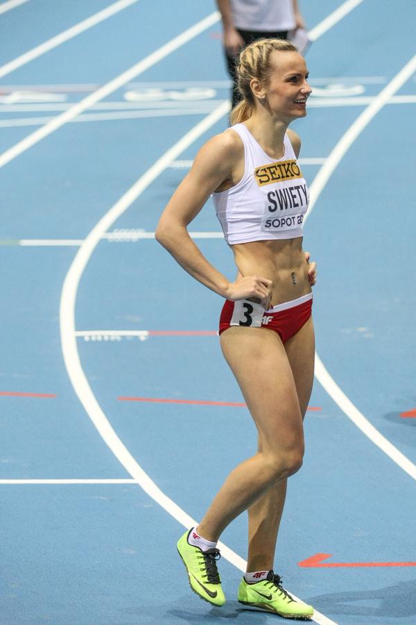400 metrów kobiet, Sopot 2014, Justyna Święty (edit61)