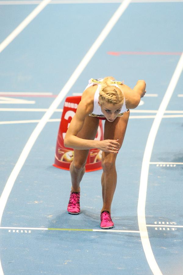 800 metrów kobiet, Sopot 2014, Angelika Cichocka (edit40)