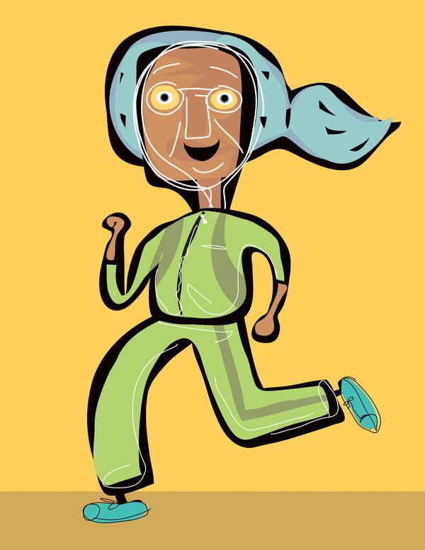 Biegacze z kategorii masters. Fot. istockphoto.com