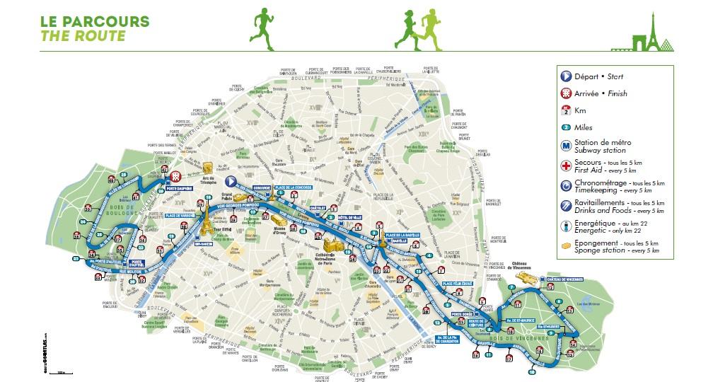 Maraton Paryz